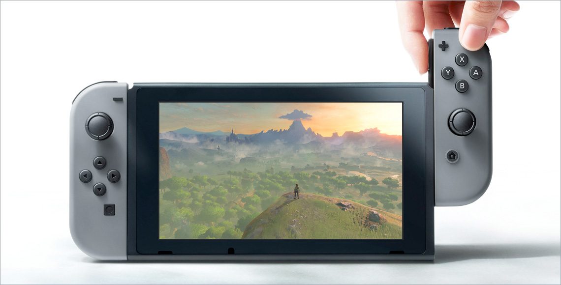 Can the Nintendo Switch Change Handhelds Forever?