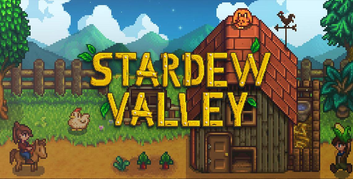 Stardew Valley Prose by Luis Gonzalez