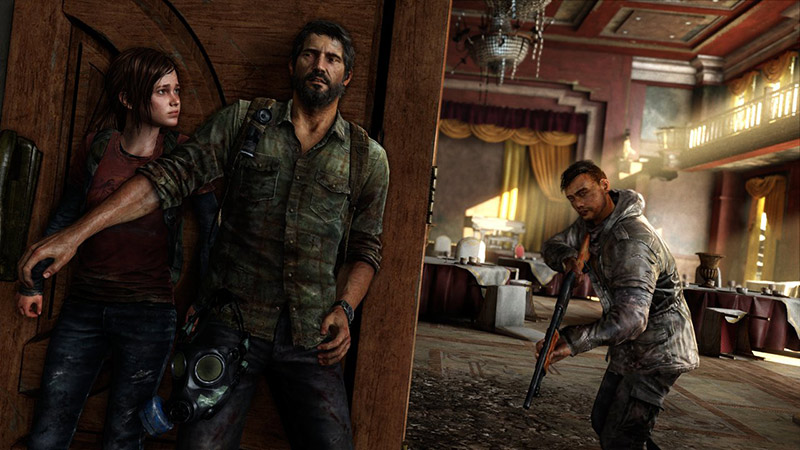 The Last of Us Action Adventure Game by Naughty Dog