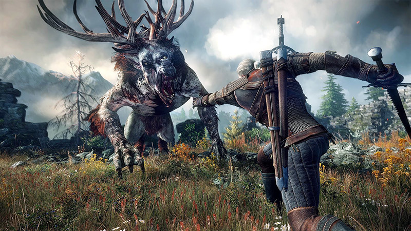 The Witcher 3 RPG by CD Projekt Red