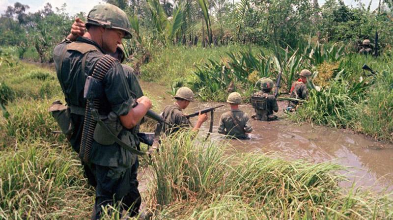 Jungle Warfare in the Vietnam War Era