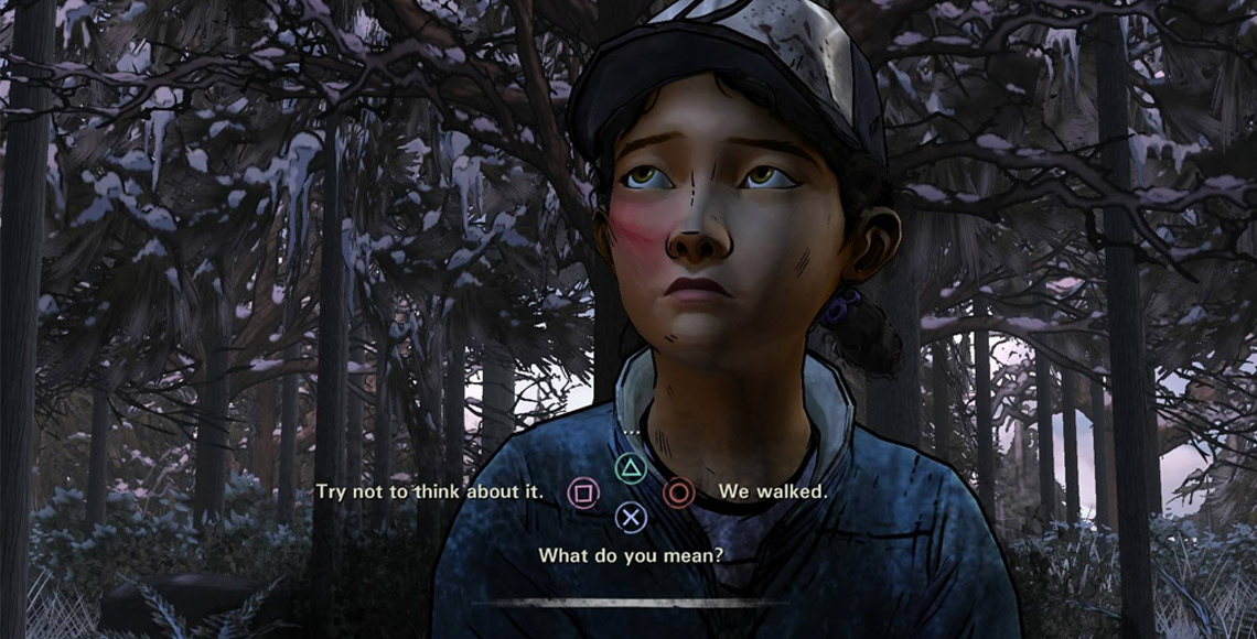 Clementine from The Walking Dead by Telltale Games