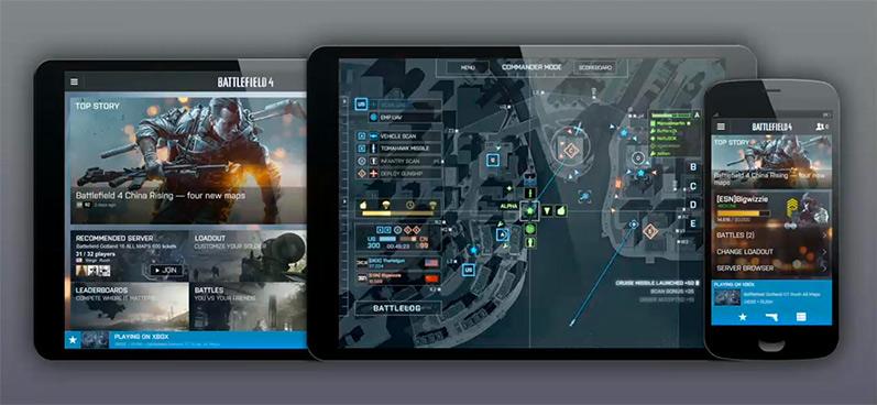 Battlefield 4 Companion App