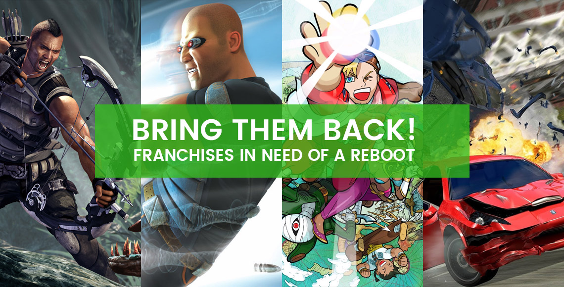 Bring Them Back - Franchises in Need of a Reboot