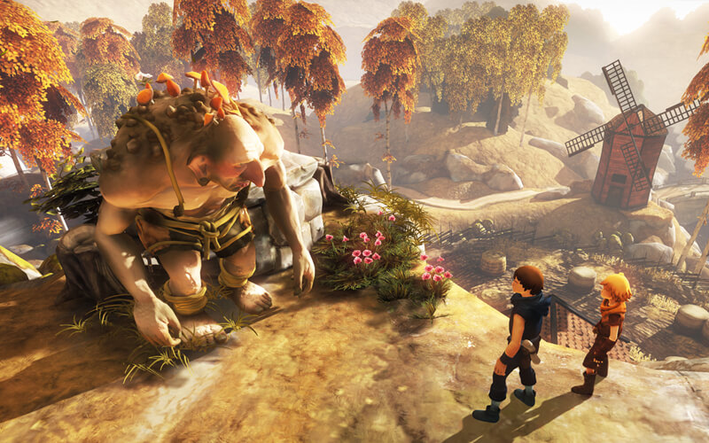Brothers: A Tale of Two Sons Video Game