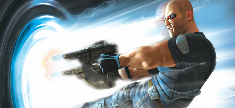 TimeSplitters Reboot for Video Games