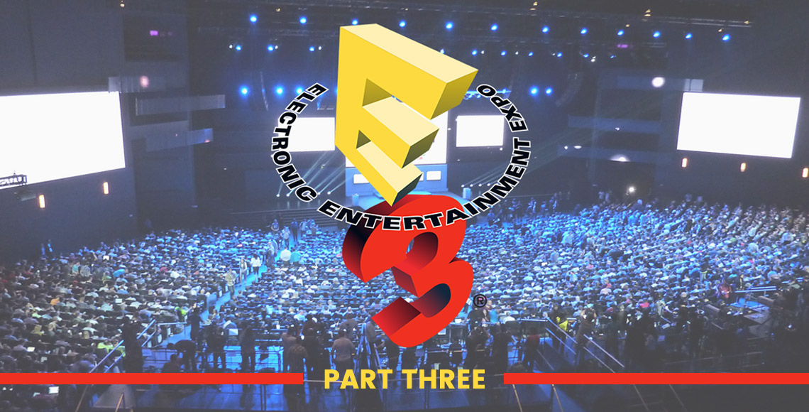 E3 2017 in Los Angeles California