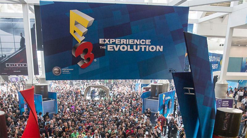 E3 Show Floor 2017