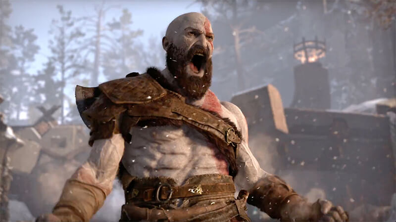 God of War Returns on PS4