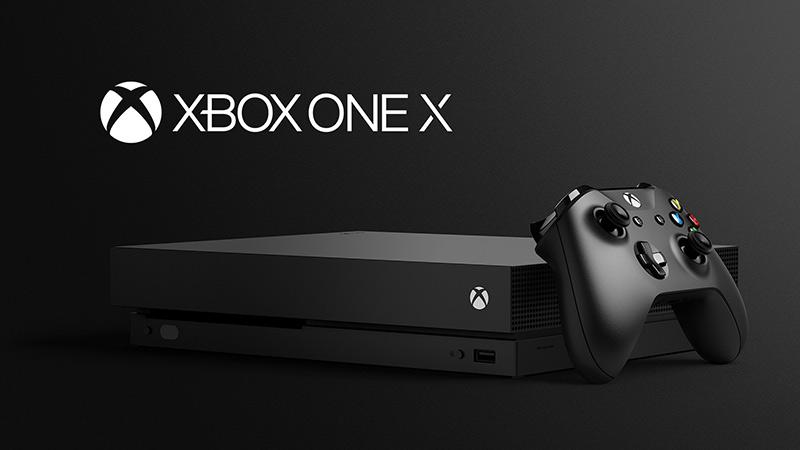 Microsoft Xbox One X Home Console