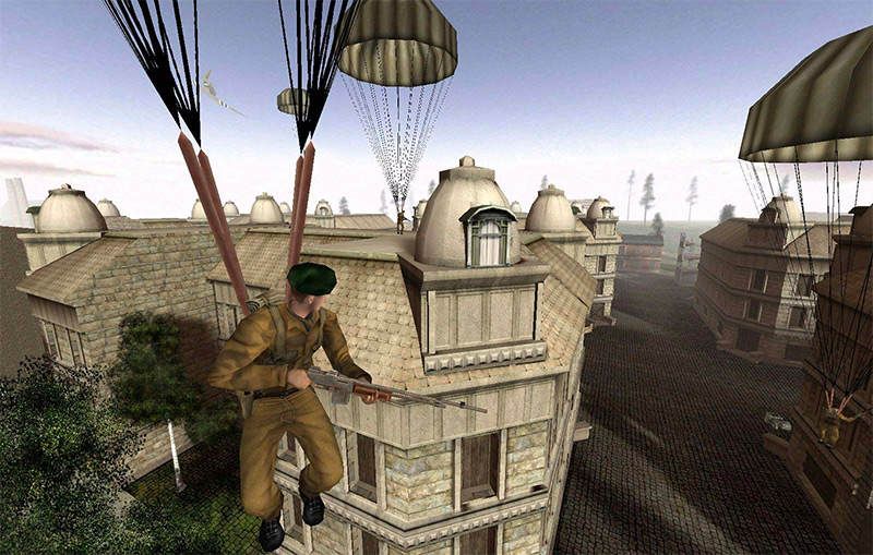 Battlefield 1942 PC Game from 2002