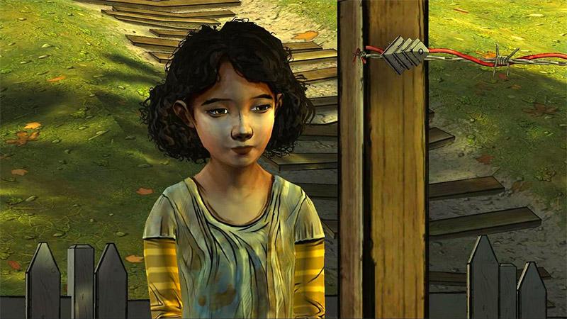Clementine in The Walking Dead by Telltale Games