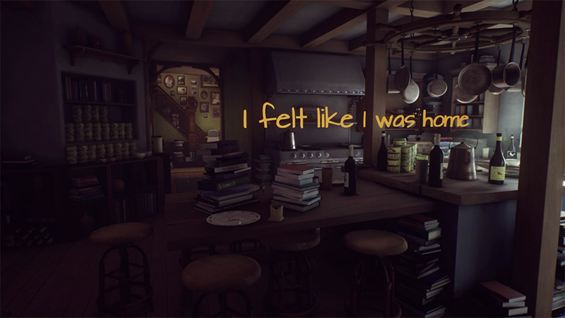 What Remains of Edith Finch by Giant Sparrow