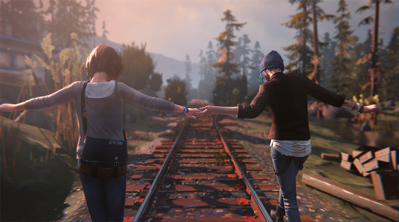 Life is Strange Adventure Game by DONTNOD Entertainment