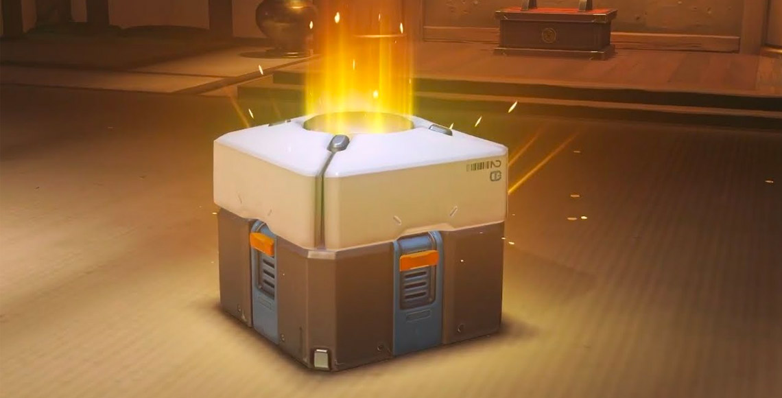 Loot Boxes in Overwatch