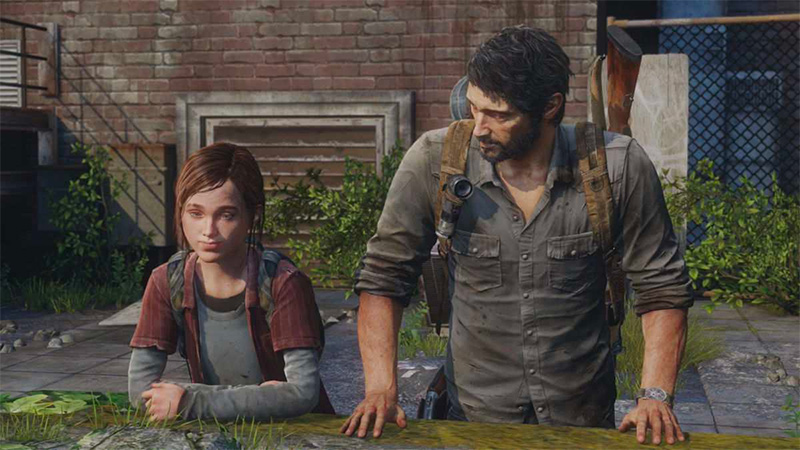 The Last of Us Remastered by Naughty Dog