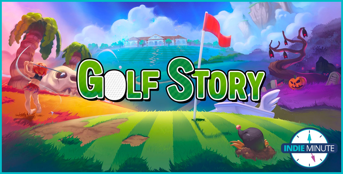 The Indie Minute: Golf Story on Nintendo Switch