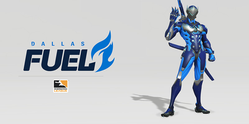 Dallas Fuel for Overwatch League