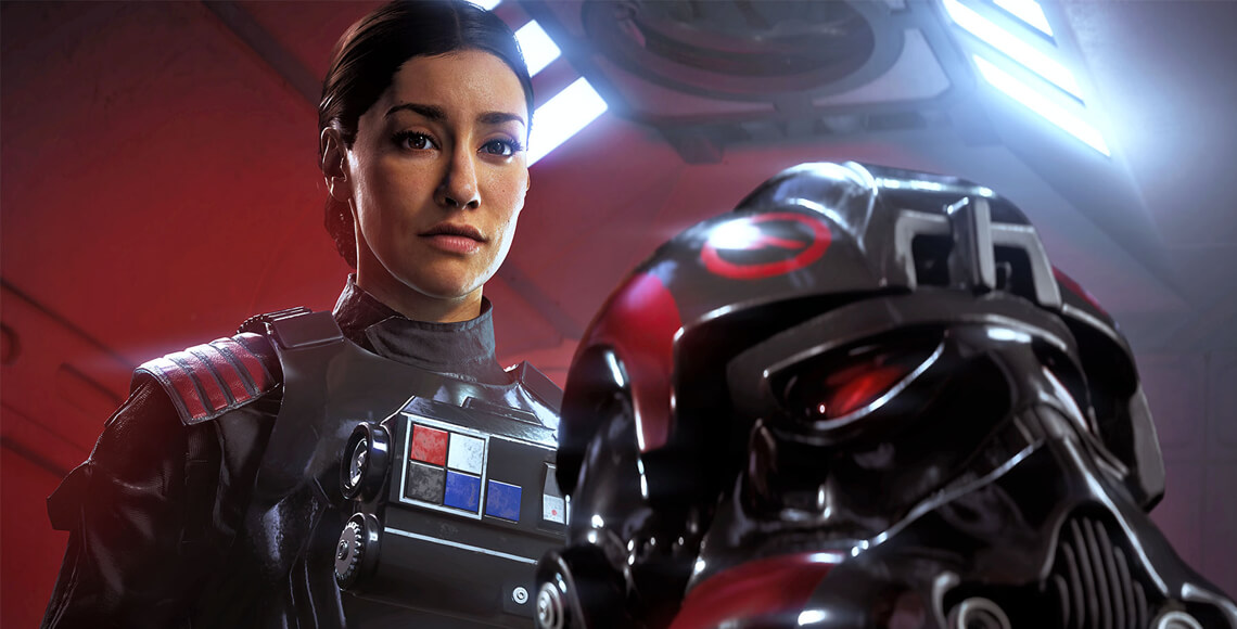 Iden Versio Star Wars Battlefront