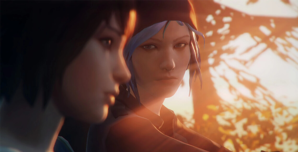 Chloe in Life is Strange by DONTNOD Entertainment
