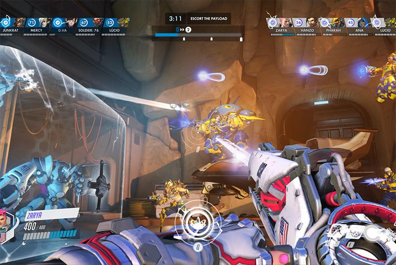 Match in Overwatch by Blizzard