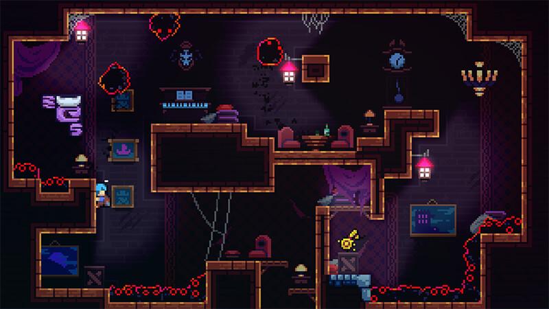 Celeste Game - 2D Platformer from Matt Makes Games